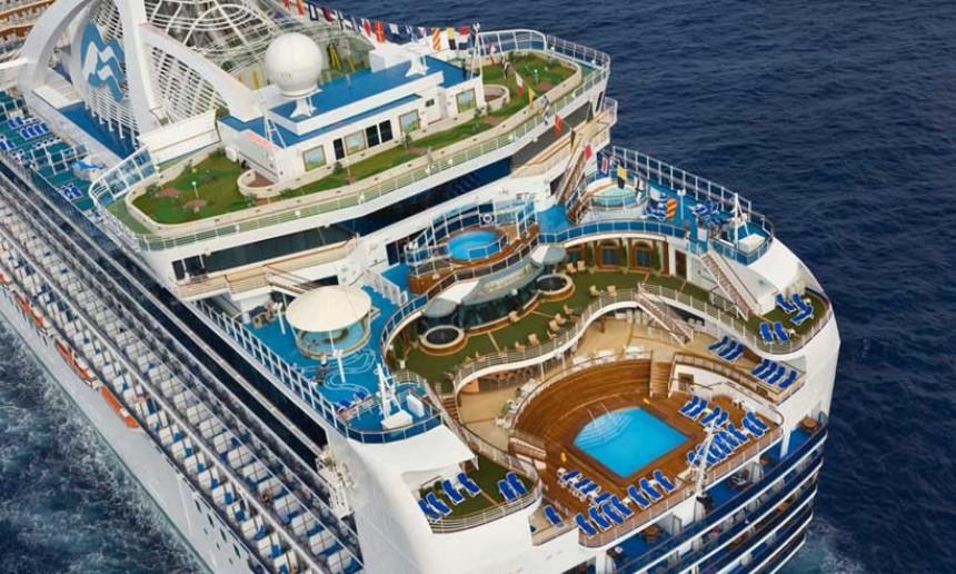 Princess Cruises inicia venta de cruceros por el Caribe para la temporada 2022/2023