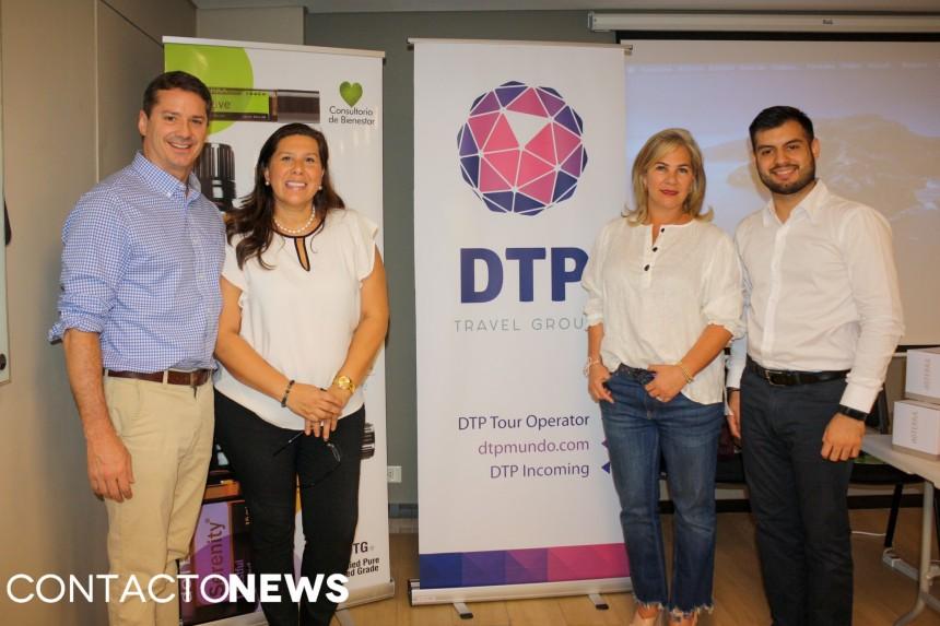 DTP brindó un taller exclusivo para el manejo del estrés