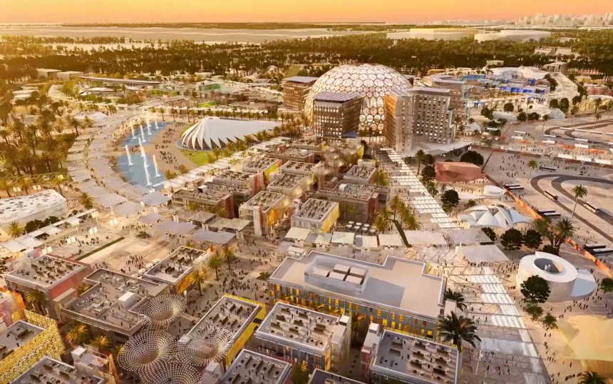 Expo 2020 Dubai no se suspende y continúan preparativos