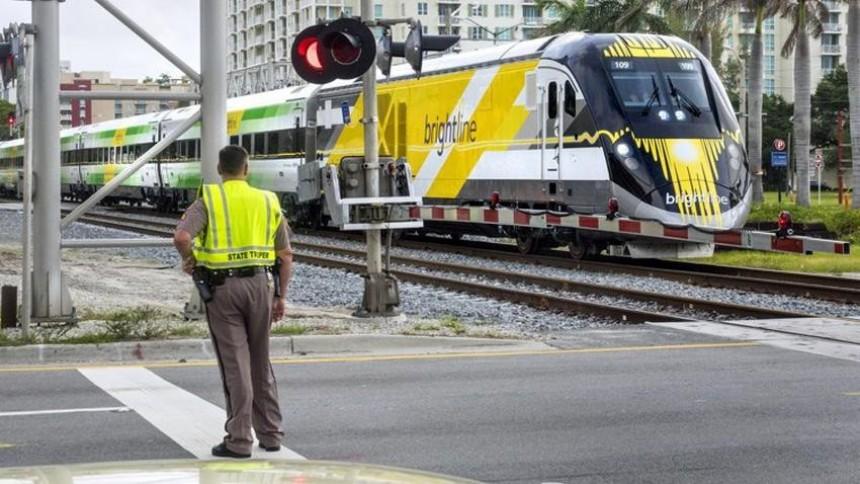 Tren de alta velocidad en la Florida iniciará servicio