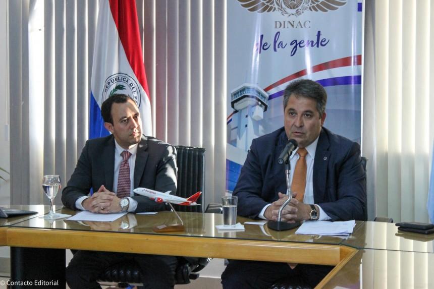 Jorge Serrano y Edgar Melgarejo
