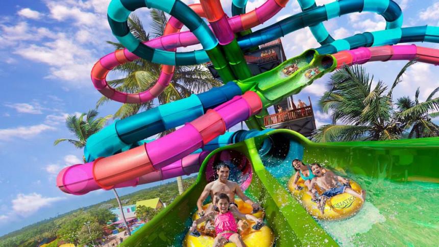 Aquatica Orlando abre Riptide Race el 3 de abril