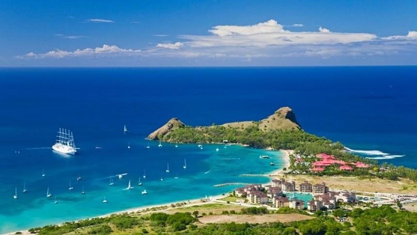 Isla de Santa Lucia