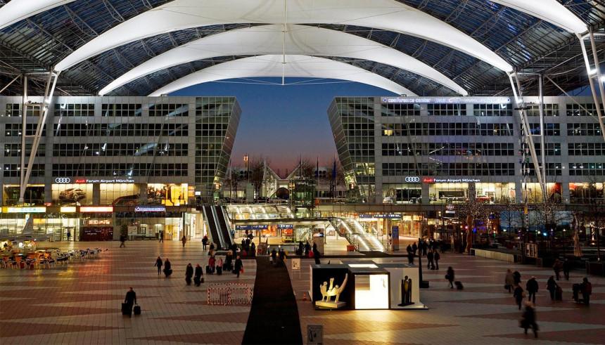 Aeropuerto de Múnich votado como el mejor de Europa