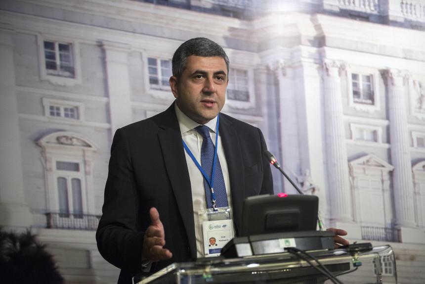 Zurab Pololikashvili, Secretario General de la OMT