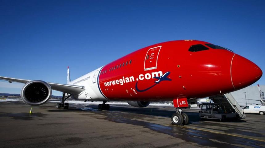 Dreamliner de Norwegian Air