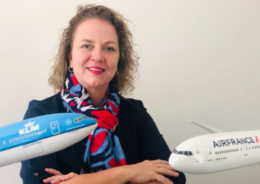 Nueva Directora General regional del Grupo Air France KLM