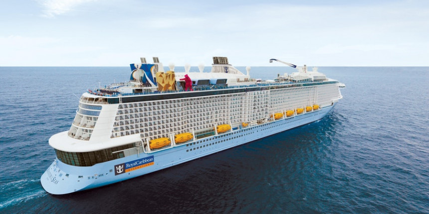 Quantum of the Seas reanuda operaciones en Singapur