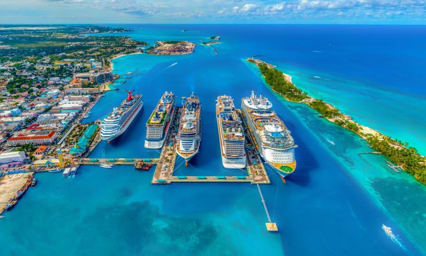 Cruceros en espera de la ansiada recuperación