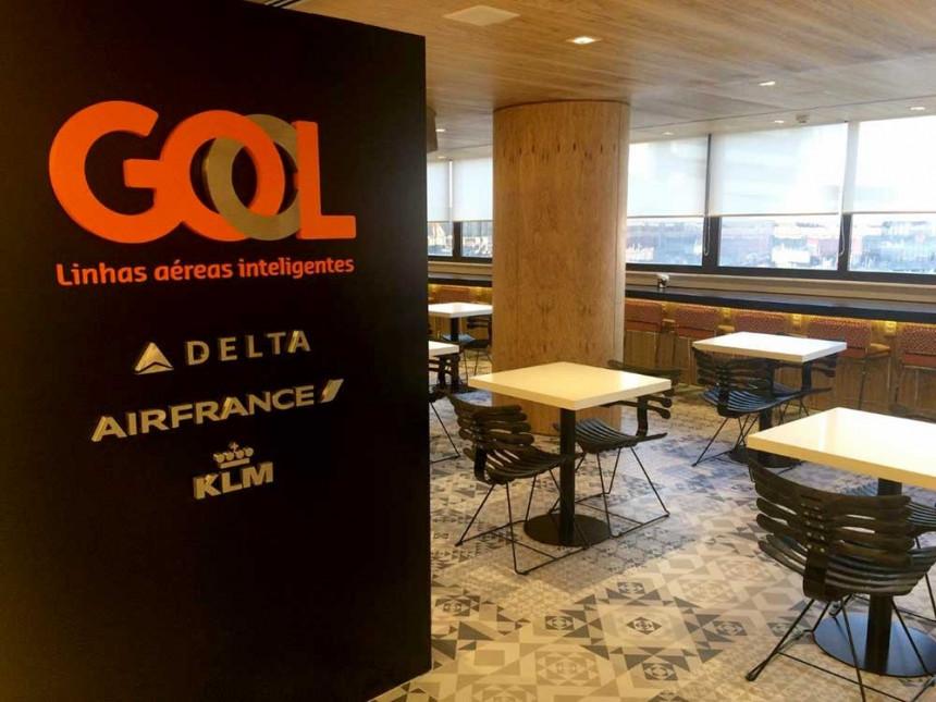 GOL inaugura nueva sala VIP en Río de Janeiro