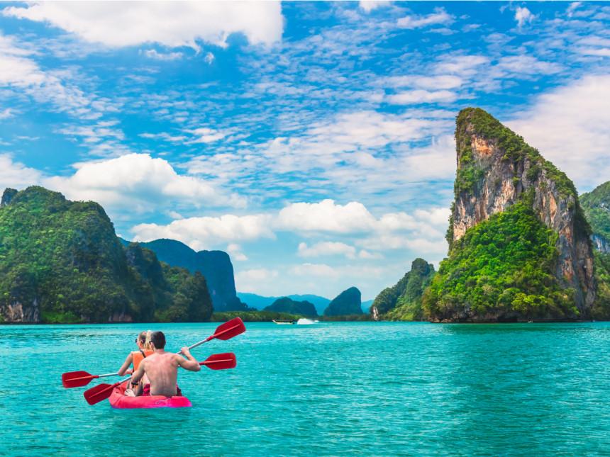 Phuket reabre para turistas internacionales