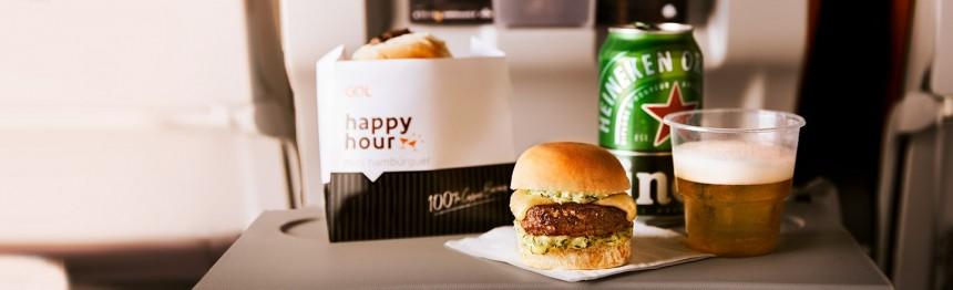 Menu de Happy Hour