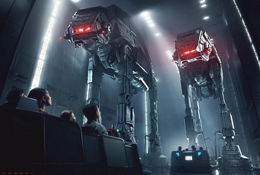 """Disney inaugura la atracción """"Star Wars: Rise of the Resistance"""""""