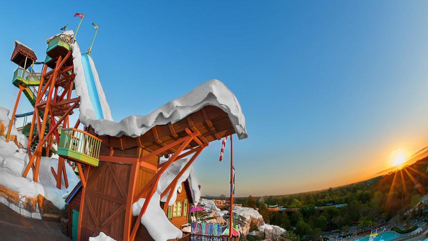 Reeabre Blizzard Beach en Walt Disney World Resort