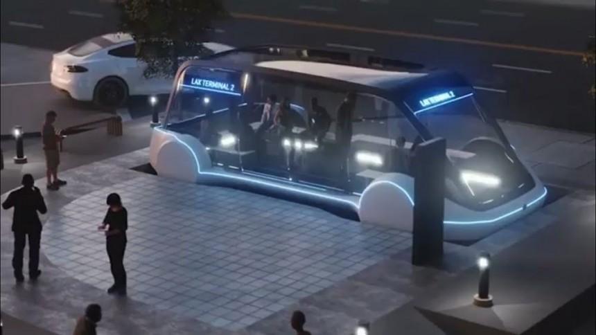Las Vegas tendrá un nuevo sistema de transporte subterráneo