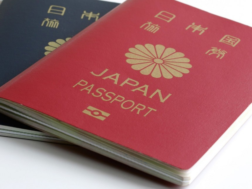 Pasaporte japonés mantiene supremacía a nivel global
