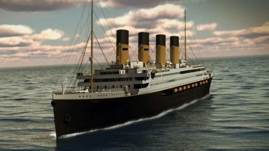 Imagen del Titanic II