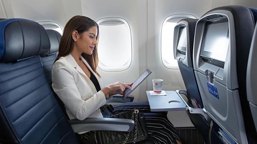 United Airlines prueba nuevo software en proceso de despegue