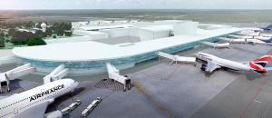 Inician obras de modernización en el Aeropuerto de Cancún