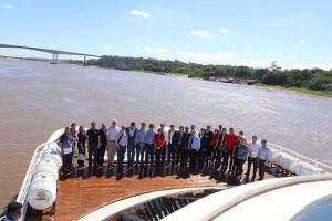 Ferry del Chaco sumará travesías turísticas por el río Paraguay