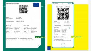 Pasaporte sanitario en Europa. ¿El fin de las restricciones a los viajes?