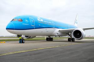 KLM da la bienvenida a su Boeing 787 en la ruta Buenos Aires-Ámsterdam