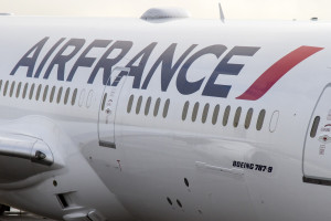 Air France captura el vuelo de su imponente Boeing 787