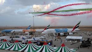 El Dubai Airshow se realizará en Noviembre