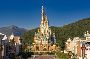 Disney reabre su parque en Hong Kong