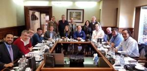 FOLATUR se reunió en Valdivia, Chile