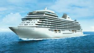 Seven Seas Splendor, posiblemente será el barco más lujoso del mundo