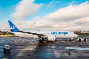 Air Europa suma destinos en Latinoamérica