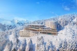 Club Med inauguró nuevo resort en los Alpes franceses
