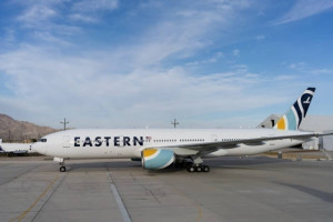 Eastern anunció tercera frecuencia entre Miami y Asunción
