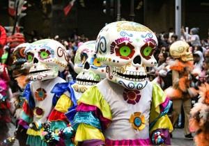 Una celebración especial: Día de los Muertos en México