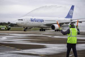 Air Europa ya conecta a Madrid con Iguazú vía Asunción