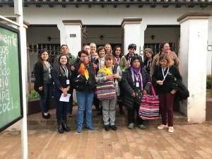 Asociación chilena visita las principales posadas turísticas