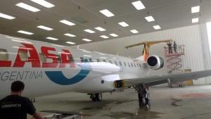 La aerolínea argentina  Lasa, incentivará a agencias de viajes
