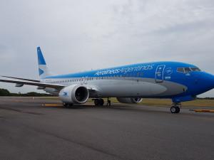 Aerolineas Argentinas reduce sus frecuencias entre Buenos Aires y  Asunción