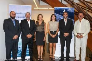 Aerolíneas Argentinas y Barneos promocionaron lo mejor de Bariloche