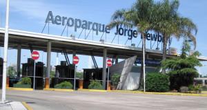 Aeroparque ya opera solo vuelos domésticos y con destino a Uruguay