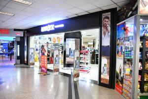 DINAC  modifica condiciones a tienda Duty Free del Silvio Pettirossi
