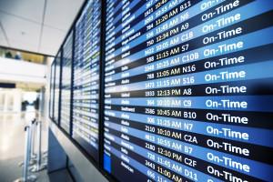 Tráfico aéreo internacional creció un 6,1% en 2018