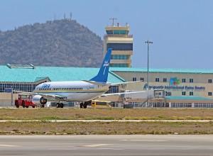 Aruba aumenta cargos aeroportuarios
