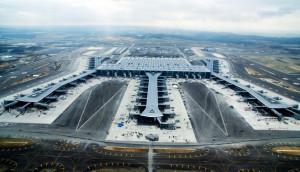 Estambul inauguró nuevo aeropuerto