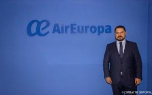 Olavi Linkola  suma residencia en Paraguay potenciando al equipo local de Air Europa