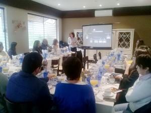 Novedades de AM Resorts en desayuno de trabajo de Vip's Tour