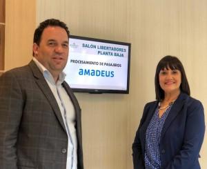 Amadeus propone renovaciones tecnológicas en el Silvio Pettirossi