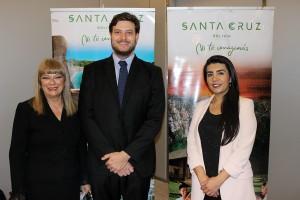 Bolivia expone su potencial turístico en nuestra ciudad