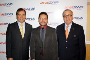Grupo Amaszonas lanza primer programa para viajeros frecuentes